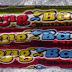 Permen Karet Long Bar  Bubble Gum Fruit 4,8 Grams
