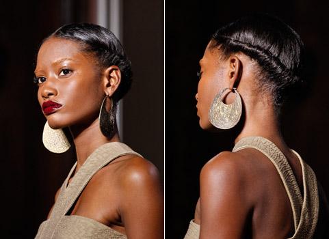 Зачіски для середнього волосся від yves