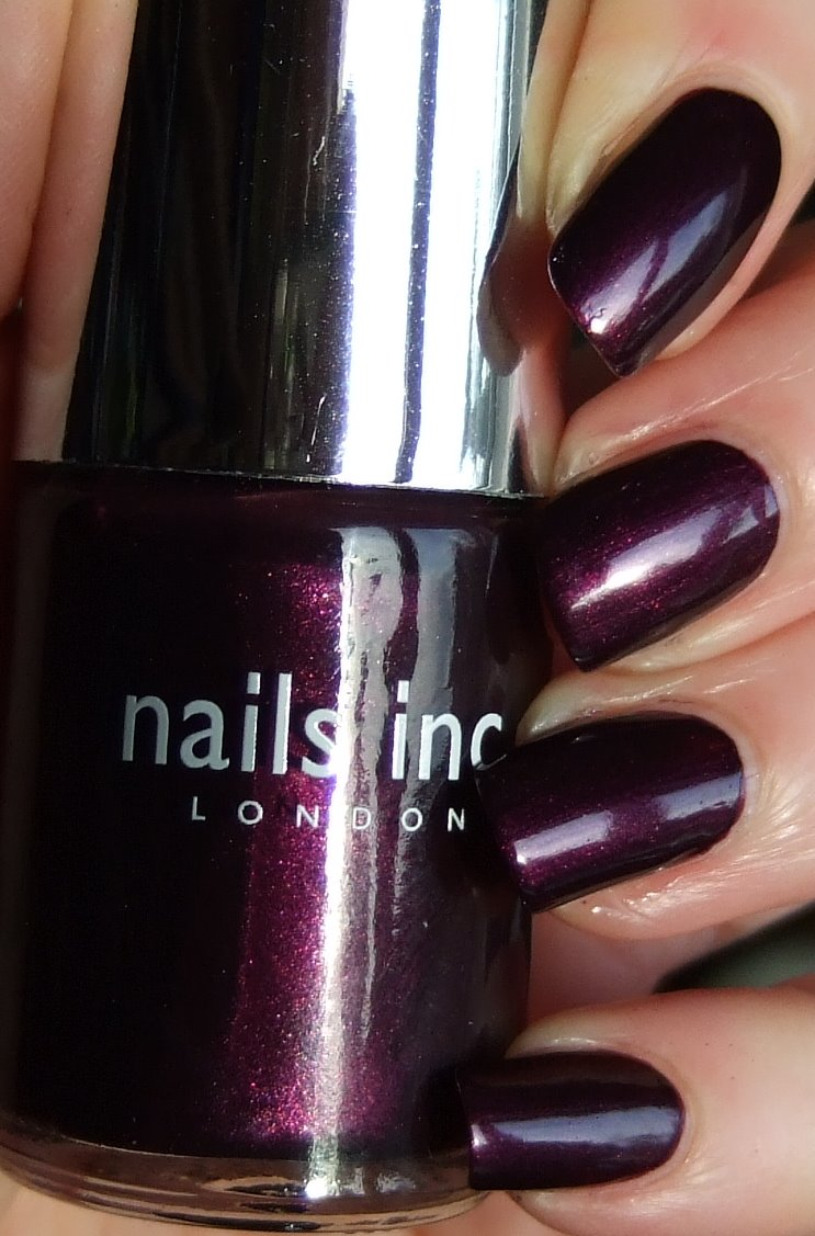 Nails inc - Crown Court
