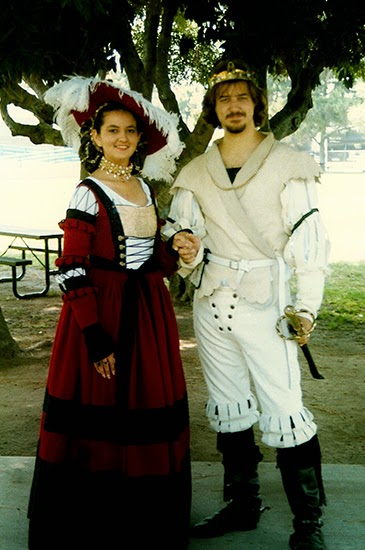 16th century German dress SCA @ Lady by Choice
