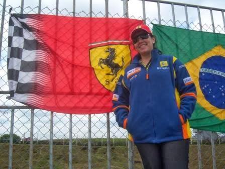 corrida de fórmula 1 em interlagos