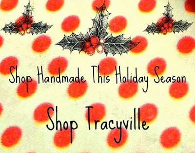 Shop Tracyville This Holiday Season