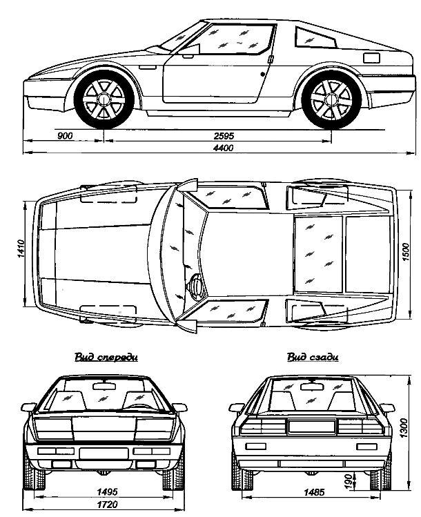 Автомобиль своими руками чертежи фото 947