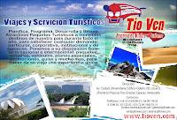 TIO VEN AGENCIA DE VIAJES Y TURISMOS VENEZUELA en Paginas Amarillas tu guia Comercial