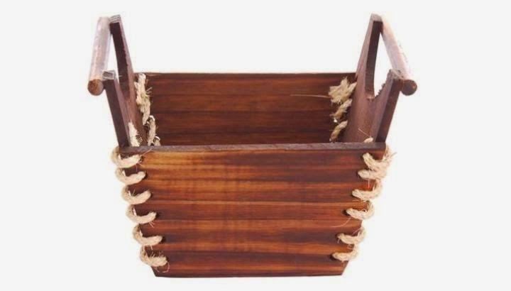 Reutilize sobras de madeira