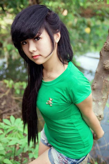 girl boobs cute sexy beauty Asian