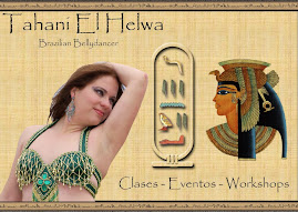 Tahani el Helwa - Brazilian Bellydancer