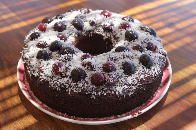 Vegan Beetroot Chocolate Cake Uk