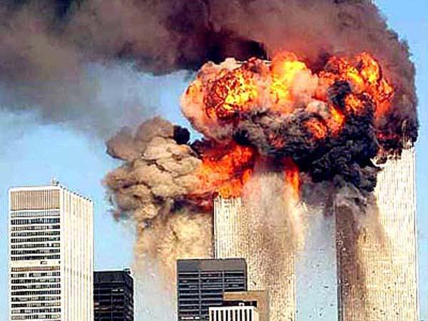 ledakan wtc 11 sepetember