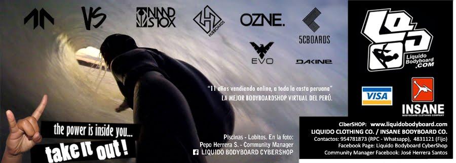 Liquido Bodyboard .com