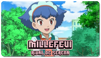 Millefeui, Rival de Serena