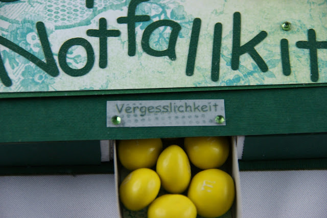 Ankes Bastelkram: 50plus Notfallkit