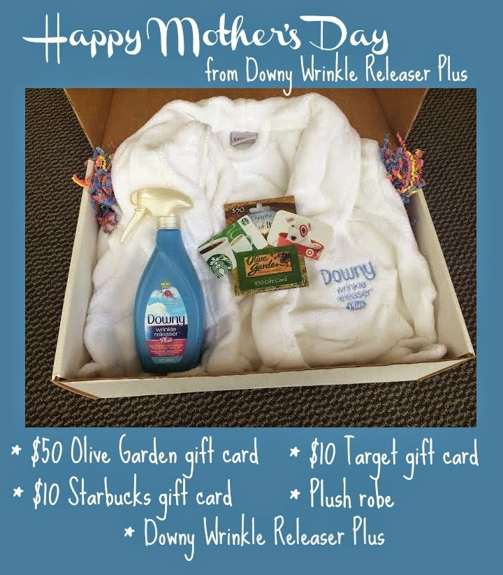 Downy Mother's Day giveaway