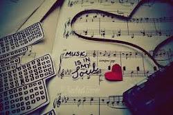 La música es la base que necesito para vivir.
