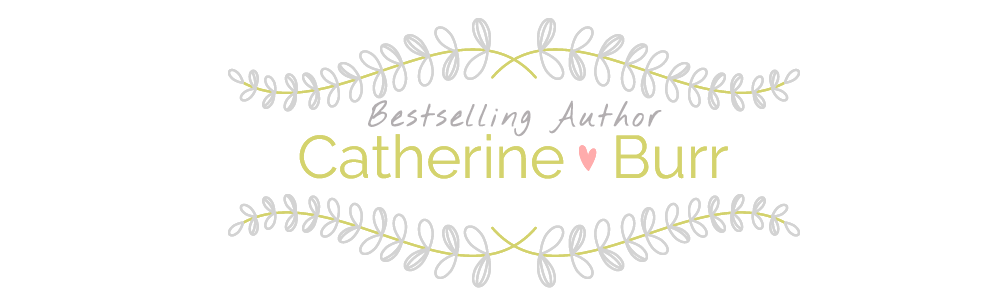 Catherine Burr, Bestselling Author