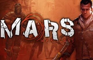 Mars War Logs PC Games Logo