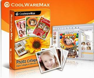 تحميل برنامج Photo Collage Max مجانا لتركيب اطارات للصور