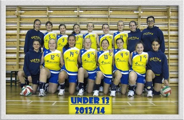 UNDER 13 - 2013/14