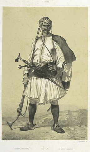 Arnaut (Albanais)