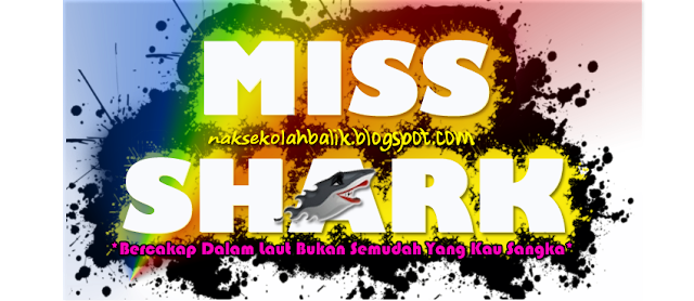 miss shark punya space ®
