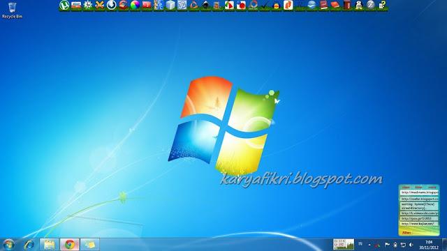 update tampilan desktop fikri thufailiy (wallpaper dan yang lainnya)