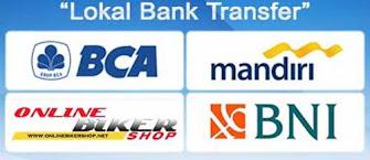Pembayaran Via Transfer