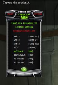 WIS Wolfteam Envanter Hilesi Menülü Oyun Botu indir