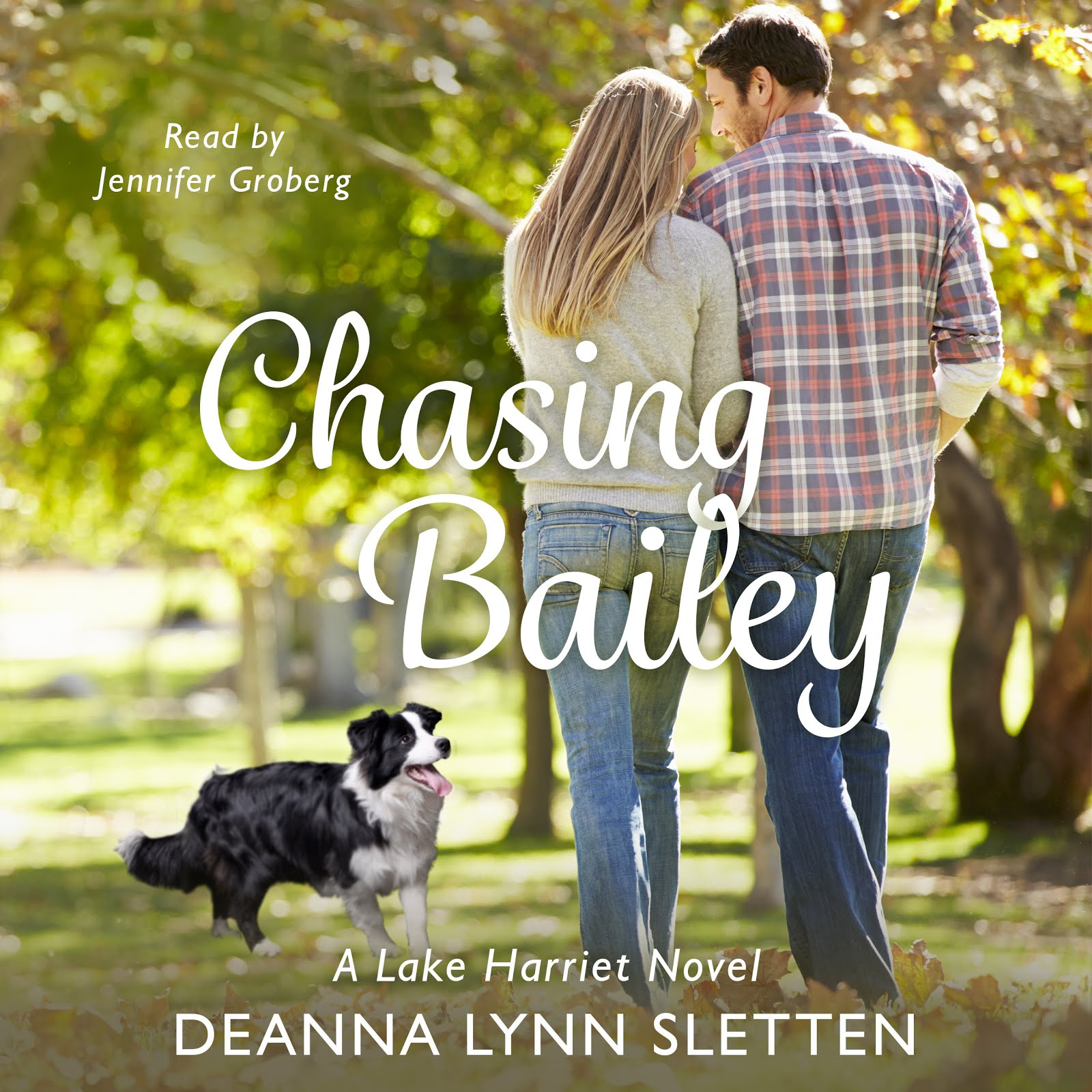 Chasing Bailey Audiobook