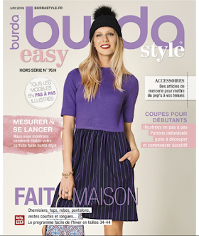 Magazine COUTURE FACILE
