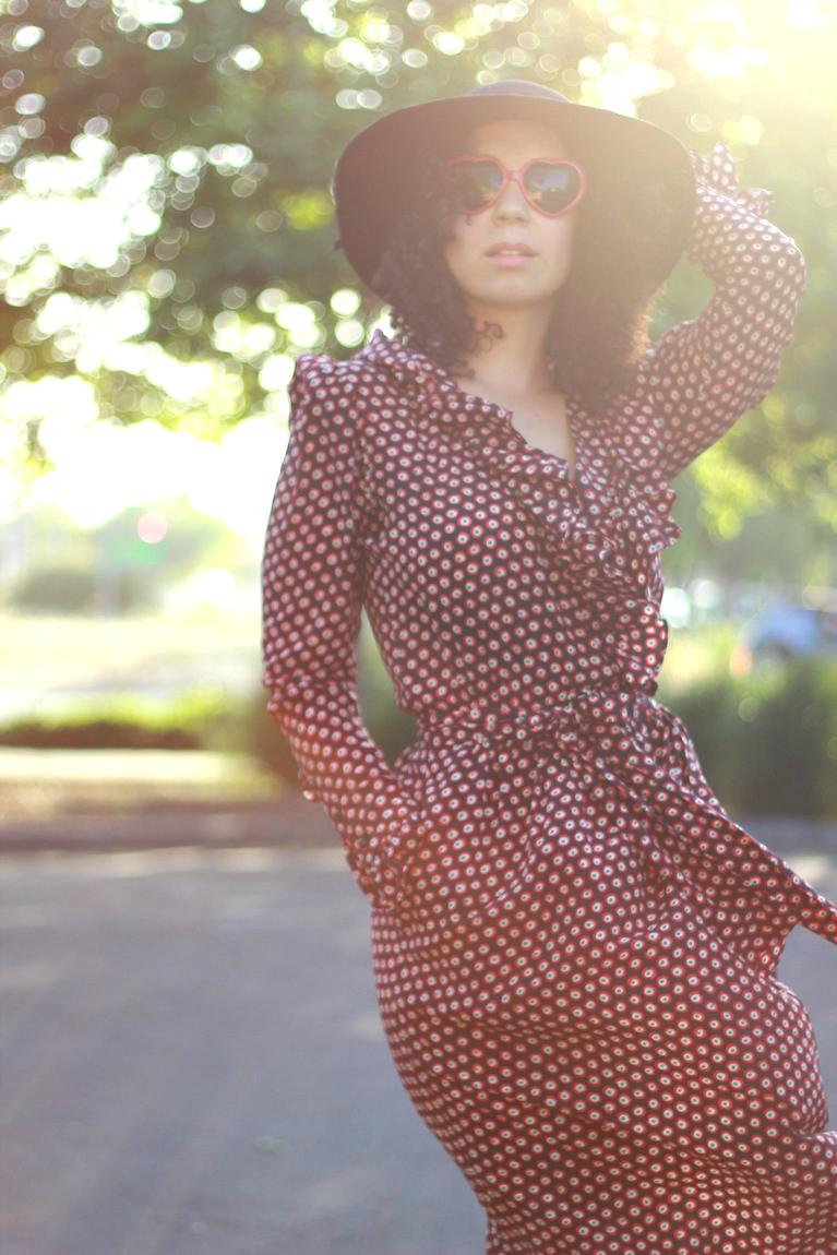 vintage ysl, vintage yves saint laurent dress, ysl fashion