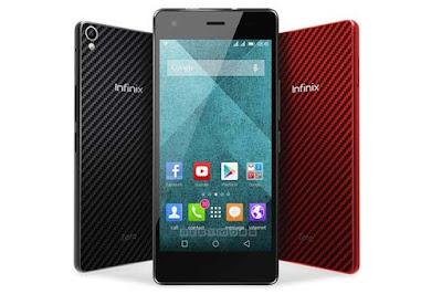 Infinix Zero 2 X509 Ponsel Octa-core Harga 2 Jutaan RAM BESARRR