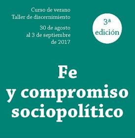 3ª Edición del curso Fe y Compromiso Sociopolítico