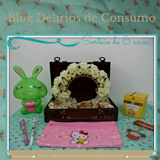 blog, delírios de consumo, sorteio, cute, kawaii, Hello Kitty, Pucca, Monokuro boo, Twinings, moda, lolita fashion, prêmio