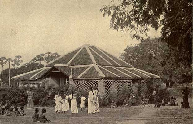 The Cottage Nursery at Dohnavur