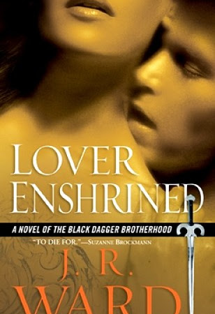 Review: Lover Enshrined (BDB #6) by J.R. Ward