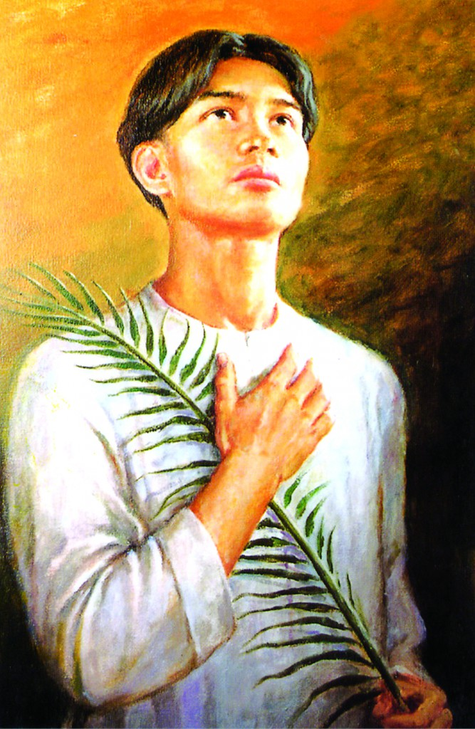 St. Lorenzo Ruiz - First Filipino Saint and Martyr