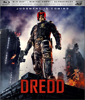 Dredd cover and Amazon link