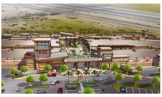 Marvelous Dueling Outlet Centers Planned For Northwest Tucson