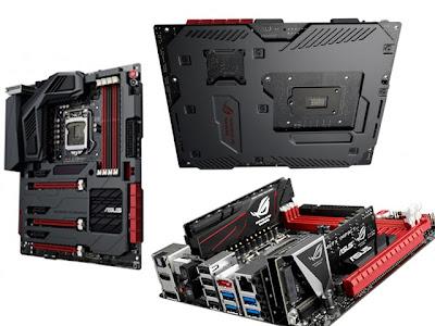 MAXIMUS VI IMPACT – MOBO GAMING MINI-ITX INTEL Z87