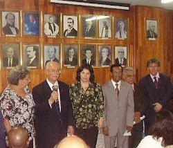 Aula inaugural do STEID: