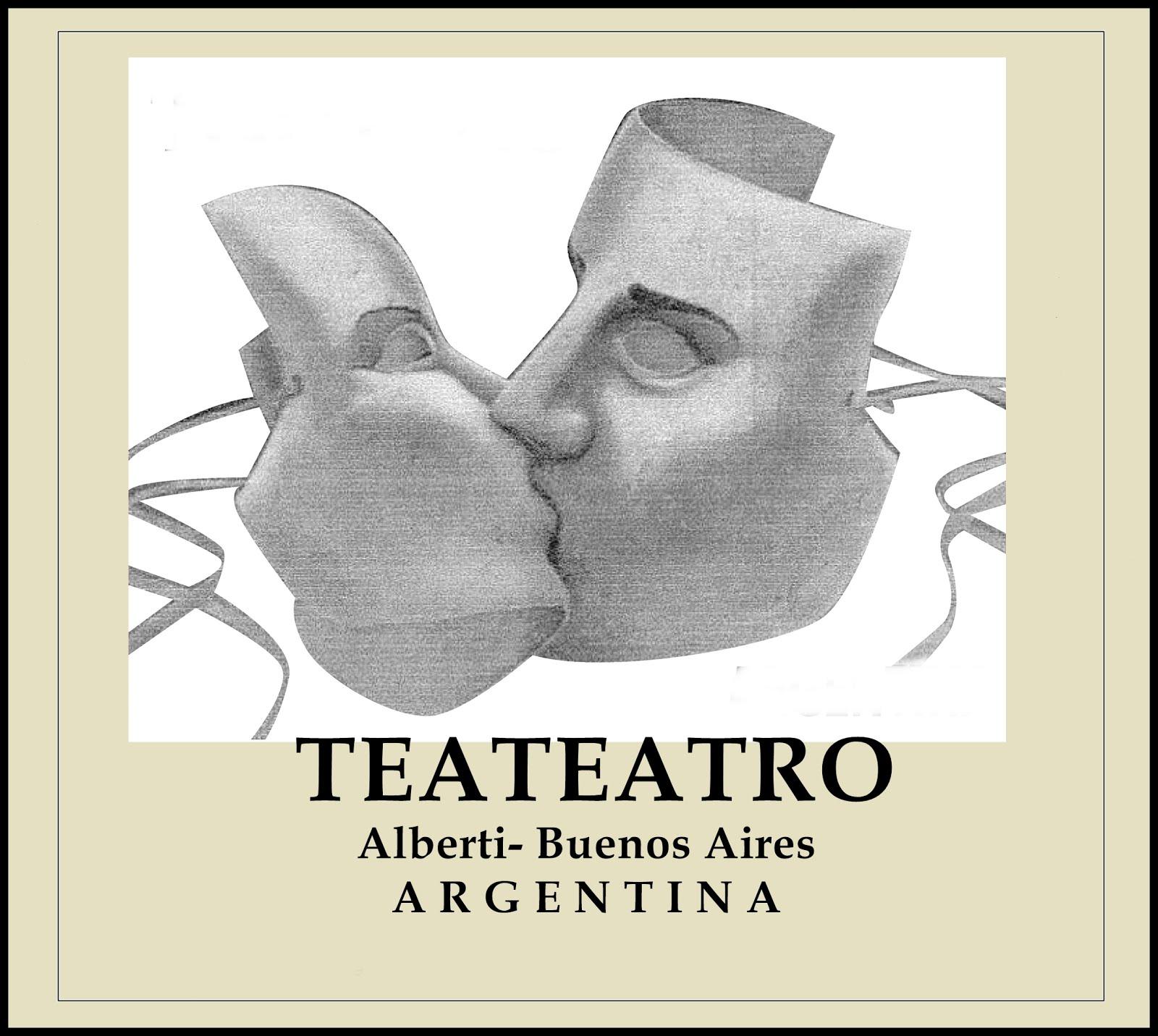 una producción del grupo TEATEATRO Alberti -C.A.B.A. BUENOS AIRES - ARGENTINA
