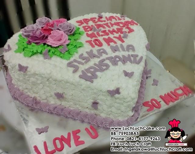 Kue tart anniversary daerah surabaya sidoarjo