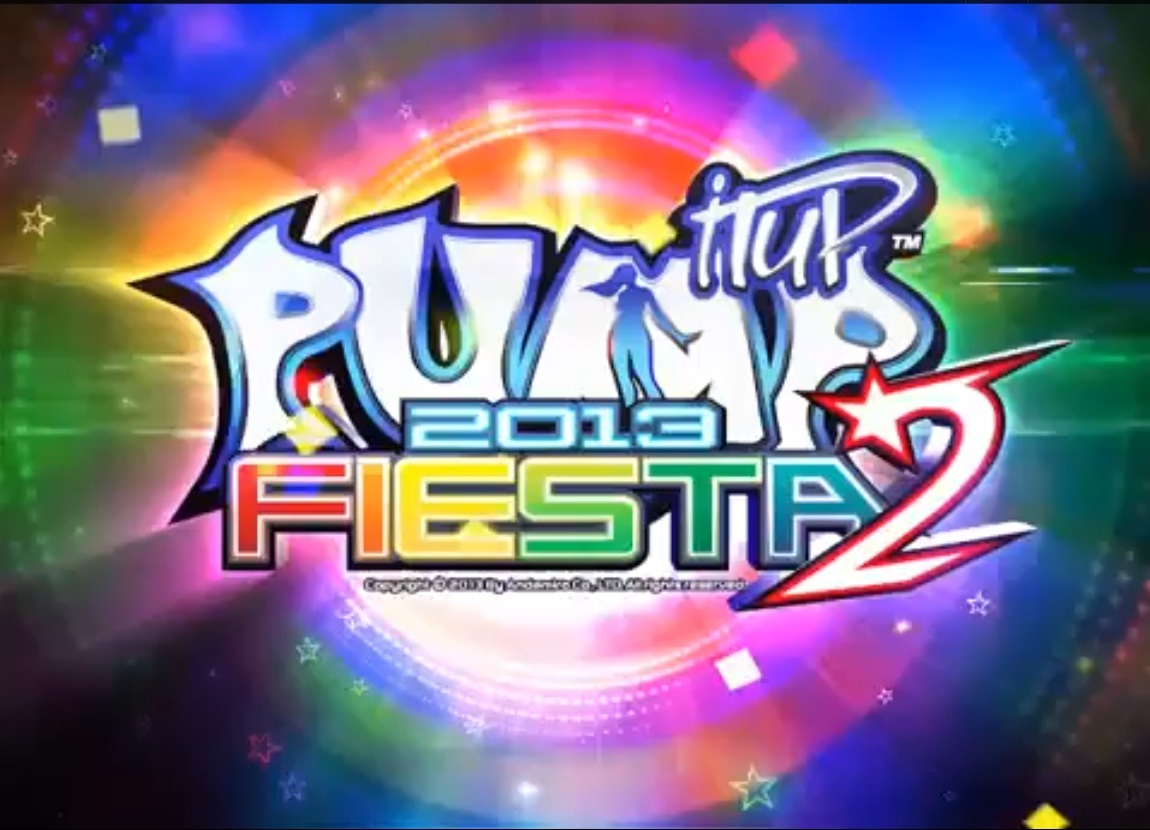 Pump It Up: Fiesta 2 2013 Confirmed Songlist