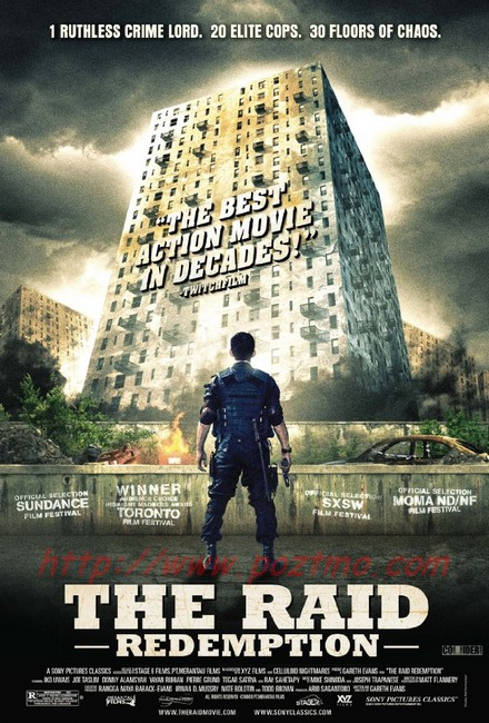 The Raid Movie Reviews