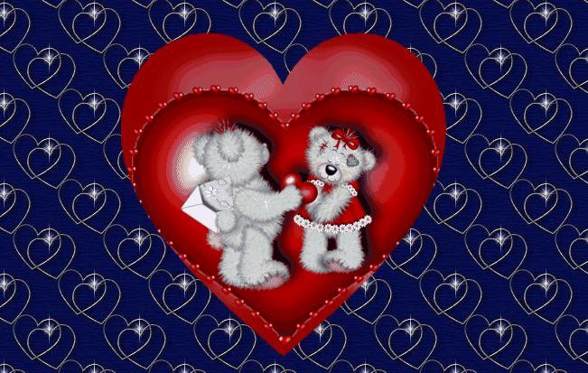 felicitaciones para novios o enamorados - FRASES DE SAN