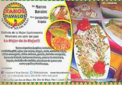 La mejor comida Mexicana de Caracas y en el Hatillo