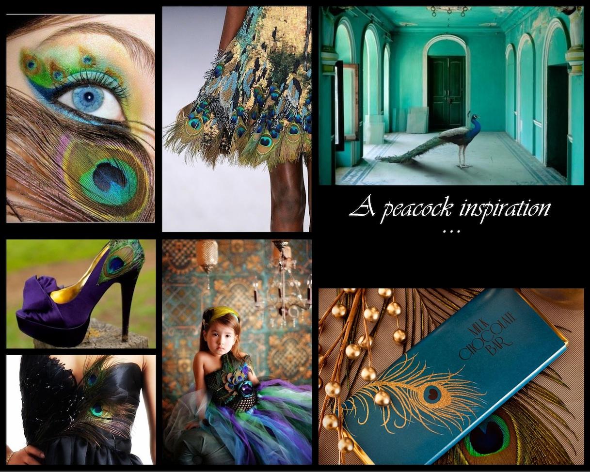 Casper 39 S Fashion World Wanna A Peacock Themed Wedding