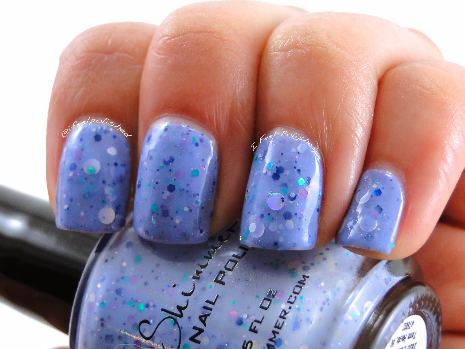 KBShimmer Periwinkle in Time