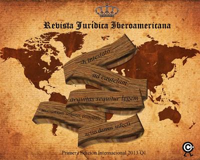 Alexander Racini & Associates funda la Revista Jurídica Iberoamericana
