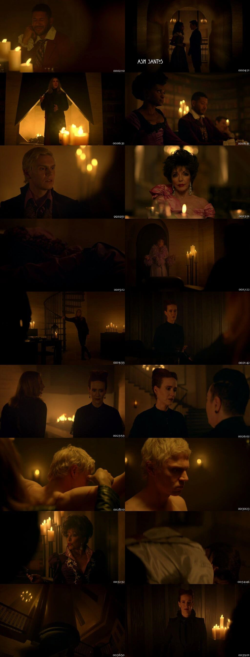 Screenshots Of English Show American Horror Story Season 08 Episode 02 2018 WEB-DL 720P 300MB